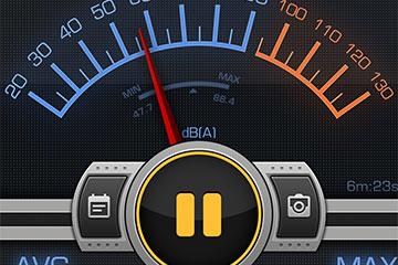 Decibel X: Pro dBA Sound Meter